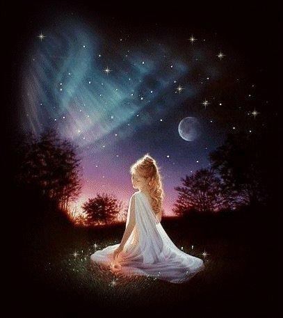 Ночь- она честнее дня...